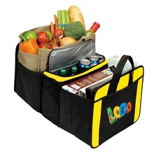 Personalized 20 Can Cooler & Trunk Organizers