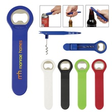 Promotional 3-in-1 Drink Openers