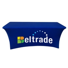 6' Stretch Table Cover (3-Sided)