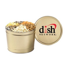 2 Gallon Custom 6-Way Deluxe Popcorn Sampler