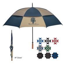 "68"" Arc Vented Windproof Umbrella"