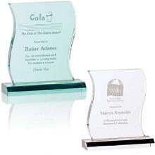 Customized Acrylic Scroll Award