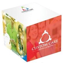 "Custom 2-3/8"" x 2-3/8"" x 2-3/8"" Adhesive Cubes"