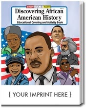African American History Coloring & Activities Book