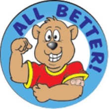 All Better Stickers