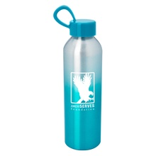 Aluminum Chroma 21 oz. Promotional Bottles