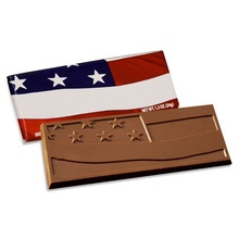 American Flag Chocolate Bars