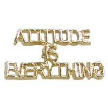Attitude Lapel Pins