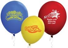 "Custom Printed 11"" Balloons"