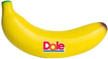 Custom Banana Stress Balls