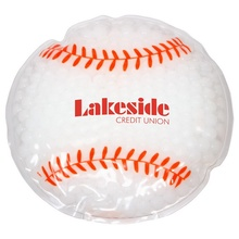 Baseball Custom Hot & Cold Pack