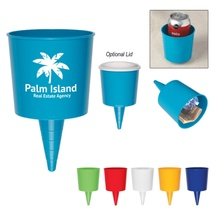 Beach-Nik Personalized Sand Stand