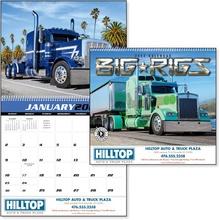 Big Rigs 2022 Promotional Wall Calendars