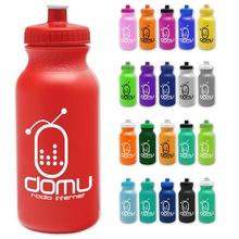 Omni 20 oz. Color Customized Bike Bottles