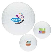 Budget Promotional Golf Balls