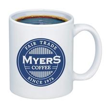 Custom 11 oz. Budget Coffee Mugs
