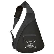 Budget Sling Backpacks with Imprint