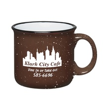Campfire 15 oz. Mugs with Your Logo
