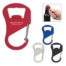 Custom Carabiner Bottle Openers