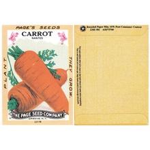 Carrot Seed Packs