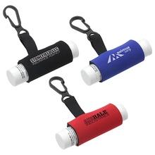 Clip-It Lip Balm & Holder with Custom Imprint