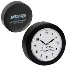 Custom Clock Stress Balls