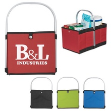 Collapsible Multi-Tasking Basket with Your Logo