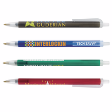 Custom Contender Frosted Pens