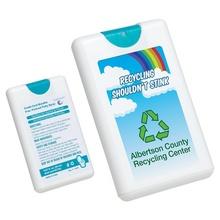 Custom Credit Card Toilet Fresh Spray
