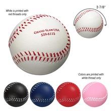Custom Baseball Stress Balls