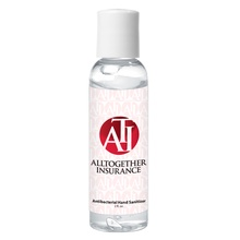 Custom Hand Sanitizer - 2 oz. - Made in the USA