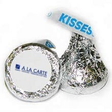 Custom Hershey Kisses