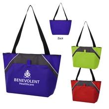 Custom Island Breeze Lunch Cooler Bags