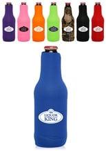Custom Neoprene Zippered Bottle Coolers