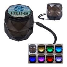 Custom Octave Light Up Wireless Speakers