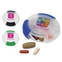 Custom Slider Pill Box