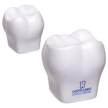 Custom Tooth Stress Balls