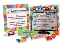 Customer Service Staff Emergency Treat Pack