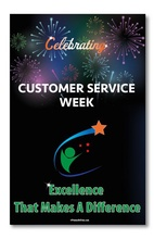 Customer Service Week Posters
