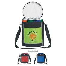 Deluxe Round Custom Cooler Bags