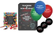 Deluxe Teacher Appreciation Celebration Kit