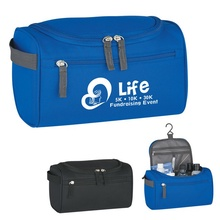 Deluxe Promotional Travel Toiletry Bags