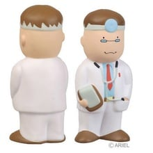 Personalized Doctor Stress Balls