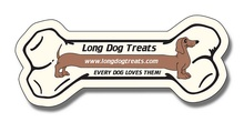 Custom Dog Bone Magnets