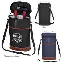 Double Wine Personalized Cooler Bags