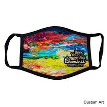 Dye Sublimated 3-Layer Mask