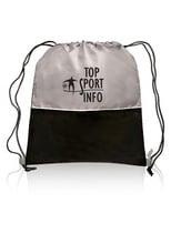 Easy Go Custom Drawstring Backpacks