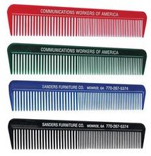 Custom Economy Hair Combs