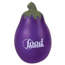 Custom Eggplant Stress Balls