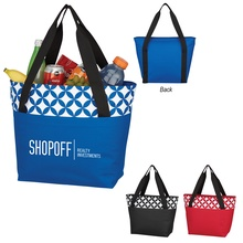 Encircled Promotional Cooler Tote Bags
